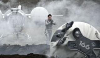 Le film Oblivion avec pour vedette Tom Cruise