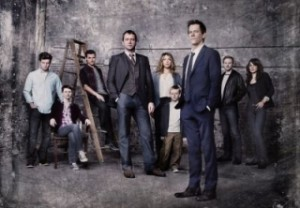 La série The Following