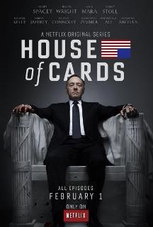 House of Cards : la série annonce une deuxième saison