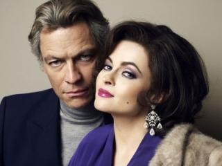 Helena Bonham Carter : l'actrice en vedette dans la bande-annonce de Burton & Taylor