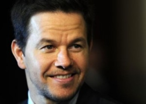 Acteur Mark Wahlberg