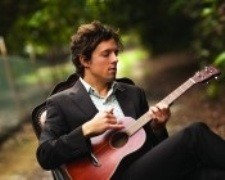 Le chanteur Jason Mraz