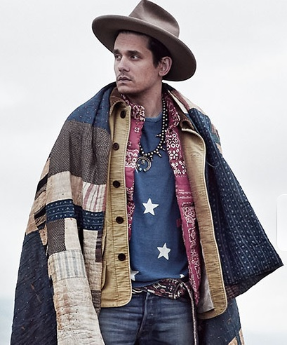 John Mayer : le chanteur chante avec Frank Ocean et Katy Perry !