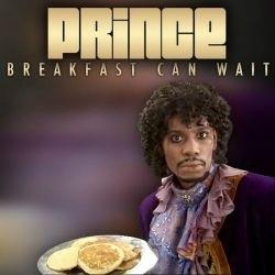 Prince : découvrez la chanson Breakfast Can Wait !