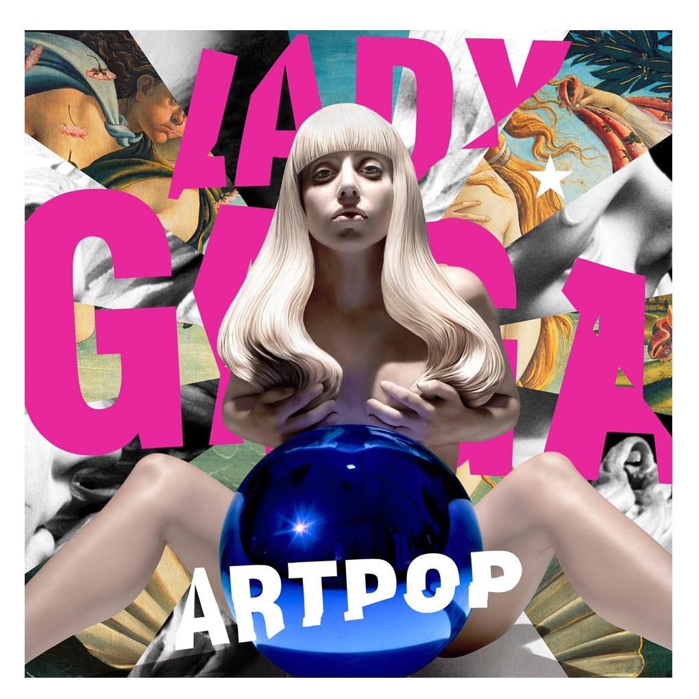 ARTPOP : Lady Gaga dévoile la tracklist de l'opus