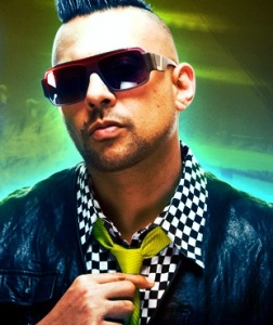 Le chanteur Sean Paul