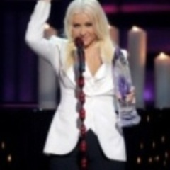 Christina Aguilera chante Say Something avec A Great Big World