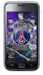 Application Horloge PSG