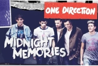 Midnight Memories : le single de One direction et ses sonneries sur m.Zikiz