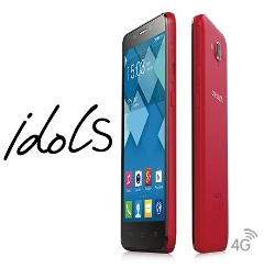 Alcatel One Touch Idol S : surfez à vitesse 4G !