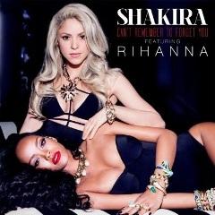 Shakira et Rihanna : écoutez leur duo !