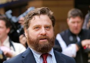 Acetur Zach Galifianakis