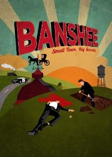 La série « Banshee » pour une troisième saison
