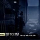 Hell on Wheels saison 4 : un premier teaser dévoilé