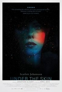 Scarlett Johansson dans Under the Skin