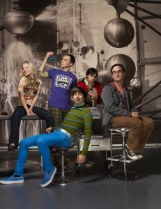 La série The Big Bang Theory