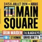 Le Main Square Festival : un évènement signé Live Nation