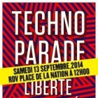 La Techno Parade en septembre à Paris