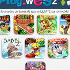Jeux en ligne – à tester en ce moment sur m.Playweez
