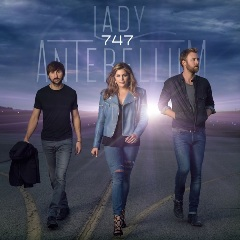 Le groupe Lady Antebellum