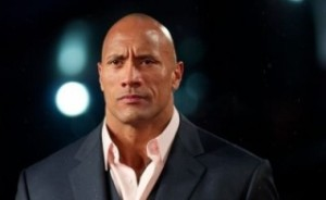 Le comédien Dwayne Johnson