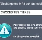 Sonneries MP3 sur m.Mplay3 pour vos mobiles