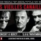 Johnny Hallyday, Eddy Mitchell et Jacques Dutronc : un sixième concert