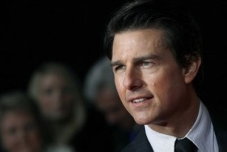 Le comédien Tom Cruise