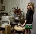 Georgia May Jagger prend la pose pour Mulberry