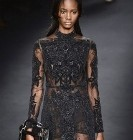 La collection Valentino et ses invités surprises à la Paris Fashion Week