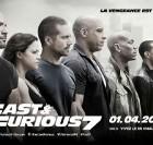 Box-office français : démarrage monstre pour le film Fast & Furious 7