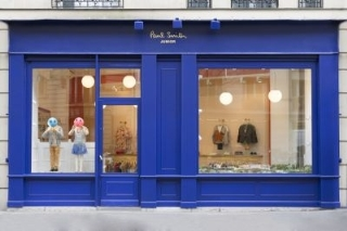 Le nouveau magasin Paul Smith Junior à Paris