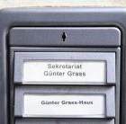 Günter Grass : l'Allemagne rend hommage à l'écrivain, à Lübeck