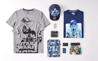Celio pense aux papas avec sa collection Star Wars