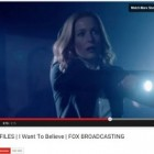 La série The X-Files se dévoile à travers un court trailer