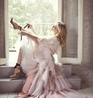 Kate Hudson pose pour Jimmy Choo