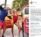 Film-Alerte à Malibu : Dwayne Johnson dévoile des photos en ligne
