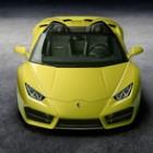 Lamborghini dévoile le « Huracán RWD Spyder »