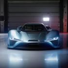 NextEV NIO EP9, la voiture électrique la plus rapide du monde