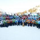 Snow rugby : Frédéric Michalak et ses compagnons sur neige