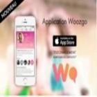 Des rencontres grâce à l'application Woozgo