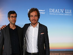 Michael Shannon et Ramin Bahrani vont collaborer pour le téléfilm « Fahrenheit 451 » © AFP PHOTO/CHARLY TRIBALLEAU