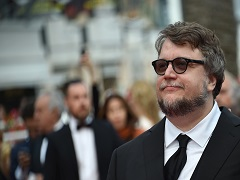 Guillermo del Toro, le réalisateur du film « The Shape of Water » © AFP PHOTO/BERTRAND LANGLOIS