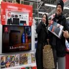Nintendo Switch : le produit mis en vente au Japon