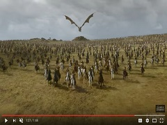 Une bande-annonce pour la série « Game of Thrones » © YouTube/@GameOfThrones