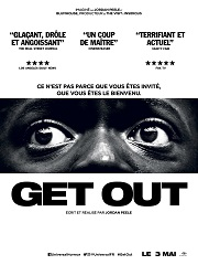 « Get Out » surpasse les autres films du Top 5 © 2017 Universal Pictures International All Rights Reserved