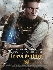« Le Roi Arthur » est en pole position du Top 5 des bandes-annonces © Courtesy of Warner Bros. France