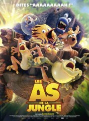 As de la jungle, un film d animation en 3D pour les enfants