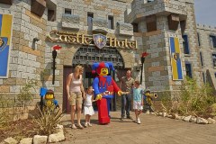 Hotel Lego, un nouvel edifice londonien situe a Windsor en Angleterre