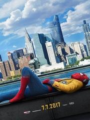 Films au box office, le film Spider Man Homecoming est en tete du classement